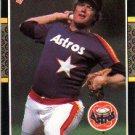 1987 Donruss #163 Mike Scott