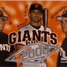 1999 Sports Illustrated #54 R.Martinez RC/W.Delgado/A.Rios