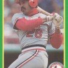 1990 Score 122 Tony Pena