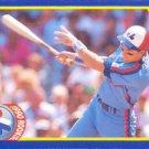 1990 Score 615 Jeff Huson RC