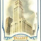 2012 Topps Allen and Ginter World's Tallest Buildings #WTB9 Woolworth Building