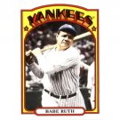 2013 Topps Archives #1 Babe Ruth
