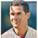 2013 Topps Heritage #258 Michael Young