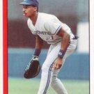 1990 Topps Stickers #187 Fred McGriff
