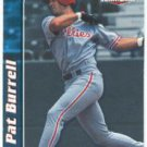 1999 Team Best Player of the Year #8 Pat Burrell