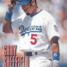 1998 Sports Illustrated World Series Fever #112 Gary Sheffield