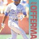 1992 Fleer 467 Jose Offerman
