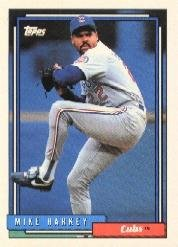 1992 Topps 98 Mike Harkey