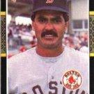 1987 Donruss #129 Dwight Evans