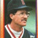 1990 Topps 529 Greg A. Harris