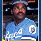 1986 Fleer #15 Omar Moreno