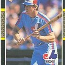 1987 Donruss #335 Mitch Webster