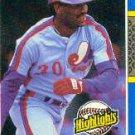 1987 Donruss Highlights #7 Tim Raines