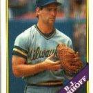 1988 Topps 491 B.J. Surhoff