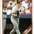 1988 Topps 513 Tim Flannery
