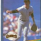 1986 Donruss #143 Mike Krukow