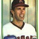 1981 Topps #717 Jim Barr DP