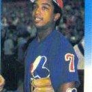 1987 Fleer #314 Hubie Brooks