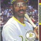 1987 Donruss Opening Day #21 Mike Davis
