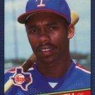1986 Leaf #46 Oddibe McDowell