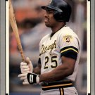 1991 Leaf 357 Bobby Bonilla