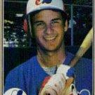 1983 Fleer #281 Terry Francona