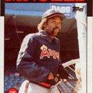 1986 Topps 190 George Hendrick
