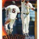 2010 Topps #412 San Francisco Giants
