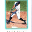 1999 Topps Gallery #82 Cliff Floyd