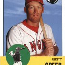 2001 Upper Deck Vintage #84 Rusty Greer