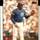 1986 Topps 355 Lee Smith