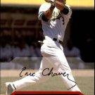 2004 Bowman #71 Eric Chavez