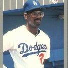 1989 Fleer 55 Mike Davis