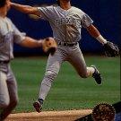 1993 Leaf #470 Mario Diaz