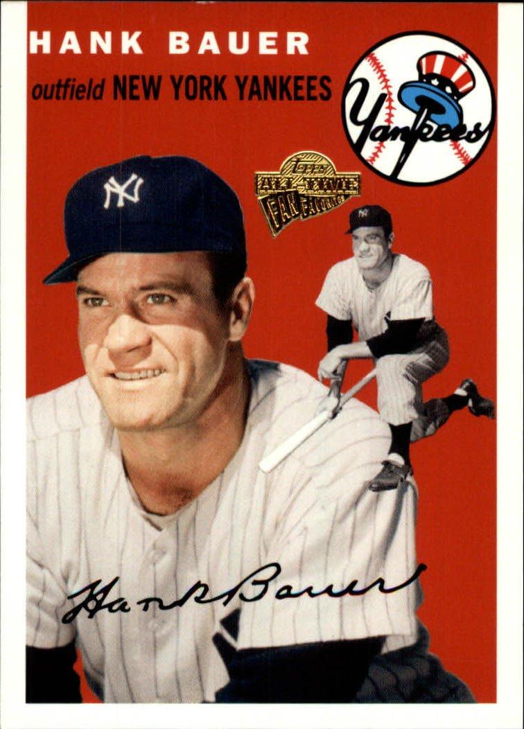 2005 Topps All-Time Fan Favorites #103 Hank Bauer