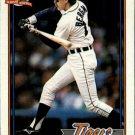1991 Topps 412 Dave Bergman