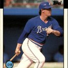 1986 Topps Traded #102T Ted Simmons