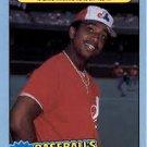 1987 Fleer Game Winners 7 Hubie Brooks