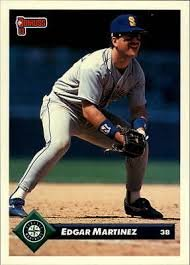 1993 Donruss 421 Edgar Martinez