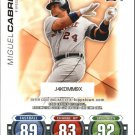 2010 Topps Update Attax Code Cards 47 Miguel Cabrera