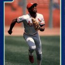 1991 Score 450 Vince Coleman UER