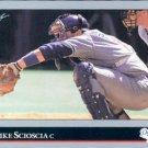 1992 Leaf 165 Mike Scioscia