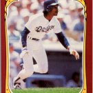 1986 Fleer Star Stickers 33 Mariano Duncan