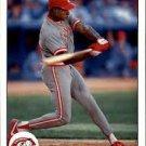 1990 Upper Deck 714 Glenn Braggs
