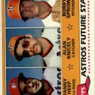 1981 Topps #82 Danny Heep RC/Alan Knicely/Bobby Sprowl RC