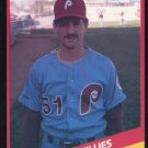 1988 CMC Maine Phillies 20 Keith Miller