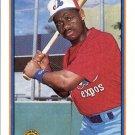 1991 Bowman 435 Marquis Grissom
