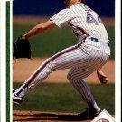 1991 Upper Deck 366 David Cone