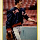 1982 Fleer 460A Dave Frost