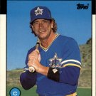 1986 Topps Traded 130T Steve Yeager